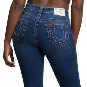 True Religion Women's Skinny Stretch Jeans (33)